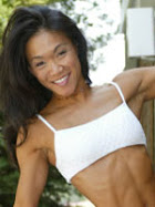 TIFFANY YEE, Ms. Fitness USA 2008 and MonaVie Distributor