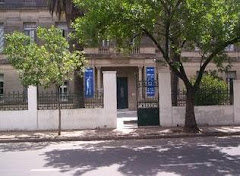 Frente del Colegio Nuestra Señora del Calvario