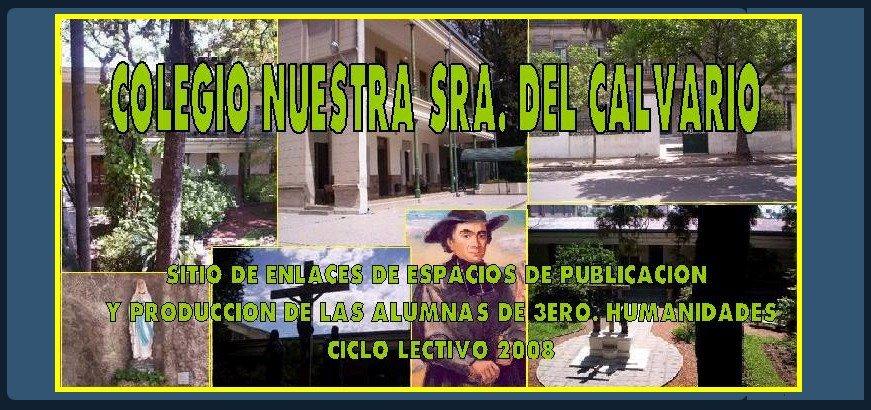 COLEGIO NUESTRA SEÑORA DEL CALVARIO - NRO. 8031