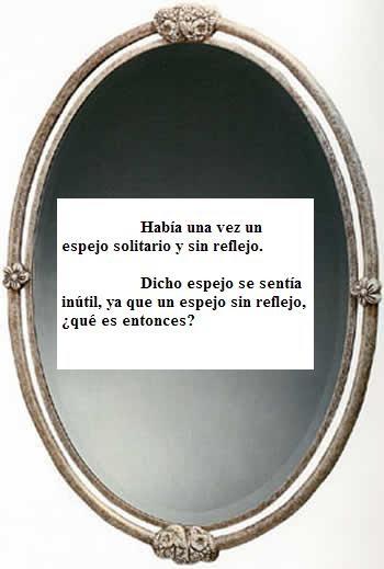 Cero a la derecha cero a la izquierda espejos rotos - Romper un espejo ...