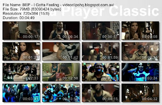 W@lter: Black Eyed Peas - I Gotta Feeling