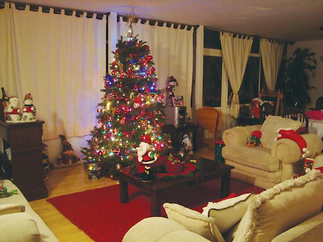 Alfonso mostalac papa quien invento el arbol de navidad for Como adornar mi casa en navidad