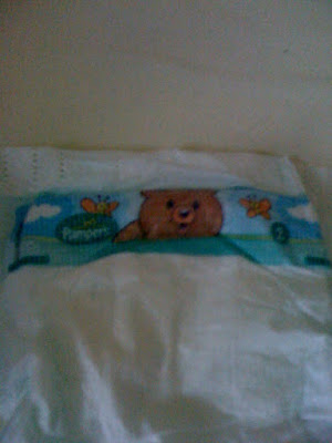Pampers brought to you by Pedro