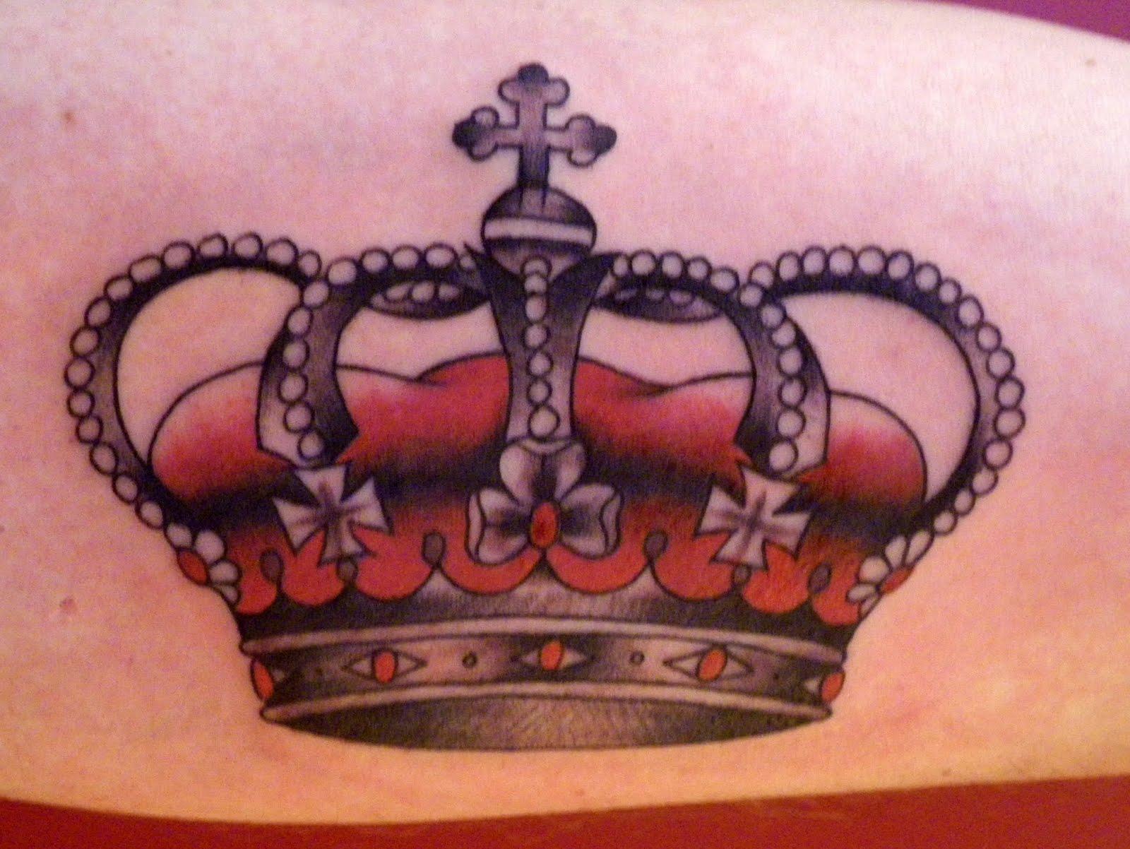 Татуировки с коронами - Фото татуировок - Татуировки 19