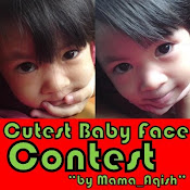 Cutest Baby Face Contest_By Mama_Aqish