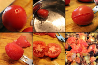 Tomatoes concassè