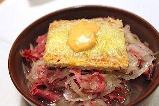 Thousand Soups: Reuben Soup