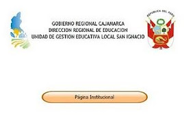 Unidad de Gestión Educativa San Ignacio