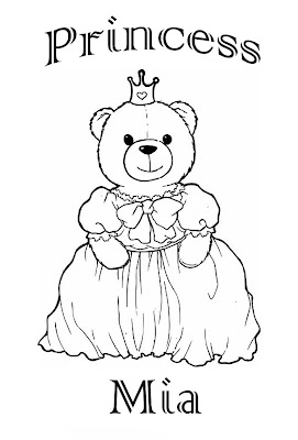 Princess coloring pages brings you a beautiful coloring picture of - Barbie Fairy Coloring Pages For Girls Colorings Net