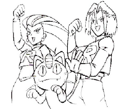 pokemon pictures to color. Pokemon coloring pages brings