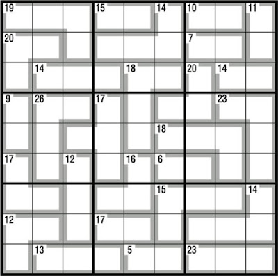 Gargantuan image for killer sudoku printable