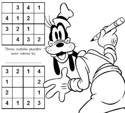 image about Printable Sudokus for Kids named cost-free printable sudoku sheets: Printable Sudoku Children