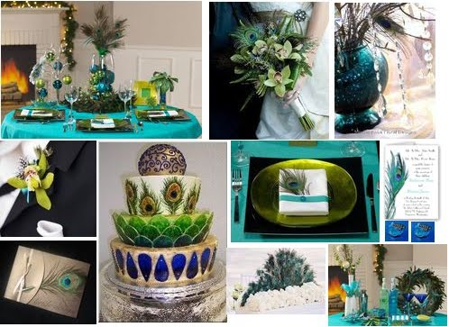 One of our favorite animal themes is a PEACOCK theme
