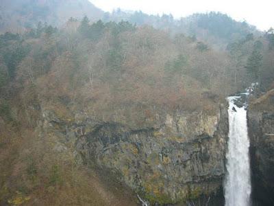 華厳の滝周辺