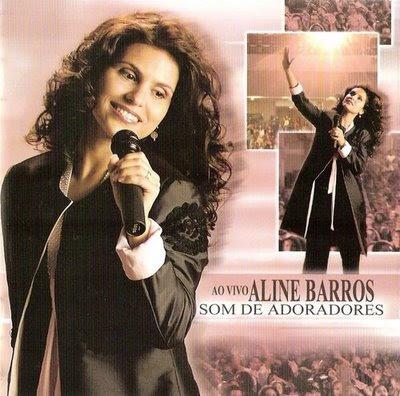 Aline Barros – Som de Adoradores