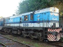 ALCO RSD39 668