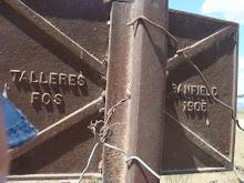 Grabado de taller FCS Banfield