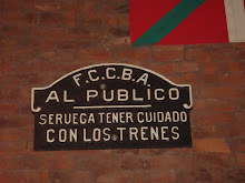 Cartel advertencia FCCBA
