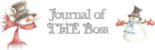 Journal of THE Boss