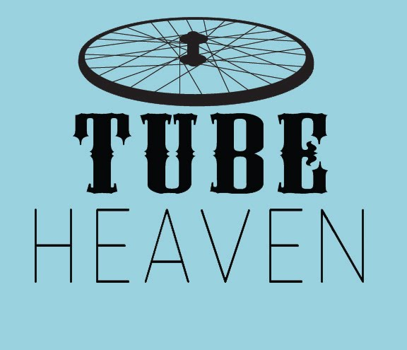 Tube Heaven, where bike tubes are reincarnated