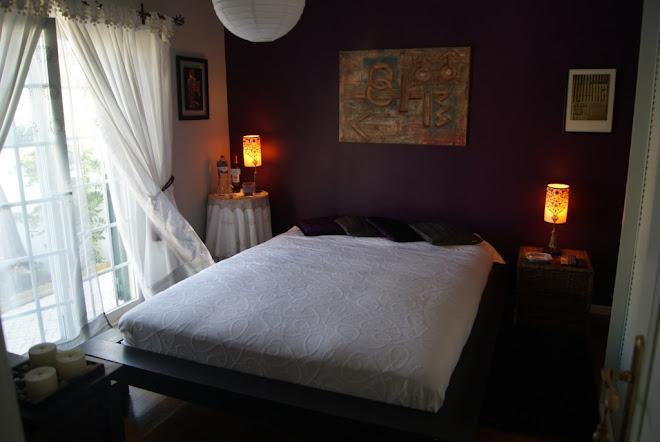 Imperial Aubergine Suite 1