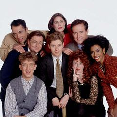 NewsRadio on DVD