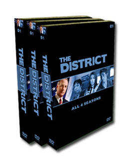 The District DVD