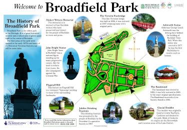 Broadfield Park, Rochdale