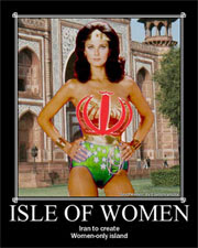 isle of women
