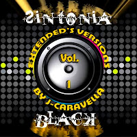 Cover Album of Sintonia Black (Extended's Versions By J-Caravella) (Vol. 1) (2010)