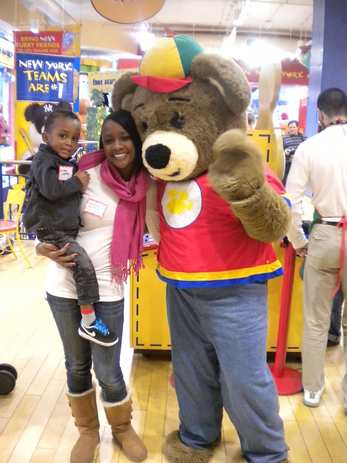 Toys For Tots Marine Bear : Mommy delicious giveaway build a bear workshop gives to