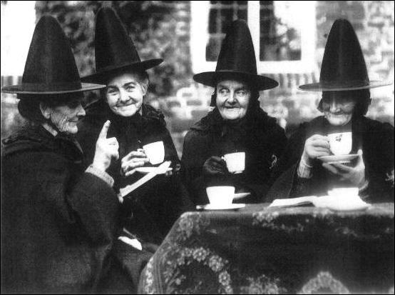 niente può eguagliare un tè con le amichette....