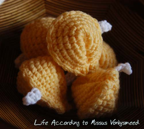 How To Crochet Fortune Cookie Pattern Life According To Missus