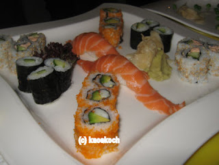 hamburg kocht total von der rolle sushi kurs im shiawase. Black Bedroom Furniture Sets. Home Design Ideas