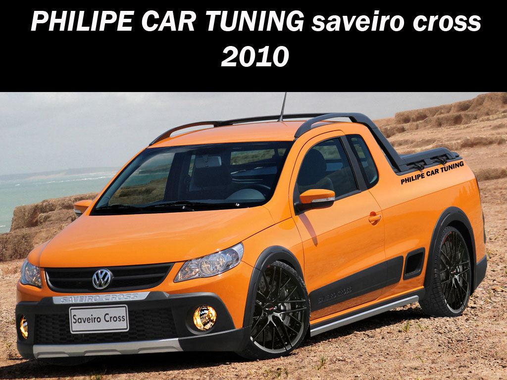 Volkswagen Saveiro Cross
