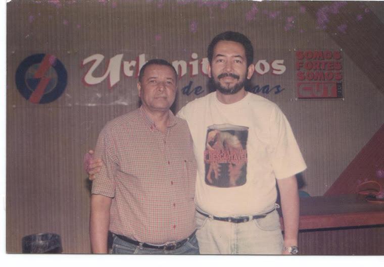 JOÃO PEREIRA E O DEPUTADO PAULO FERNANDO - PAULÃO