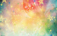 Shiny Beautiful Flowers Digital HD Desktop Wallpapers