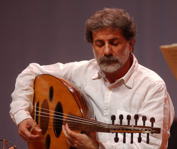 Marcel Khalife Oud Player