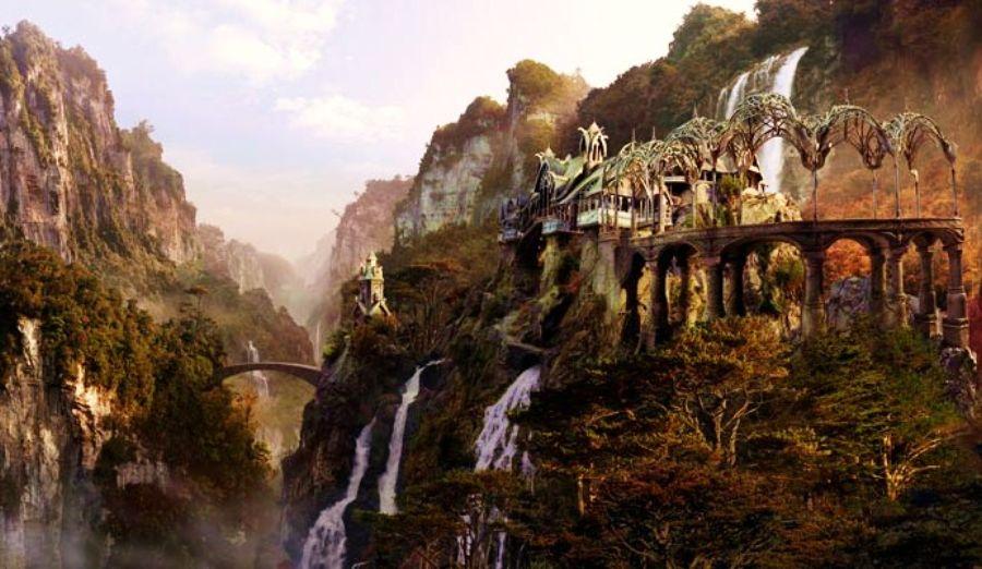 Rivendell's Land