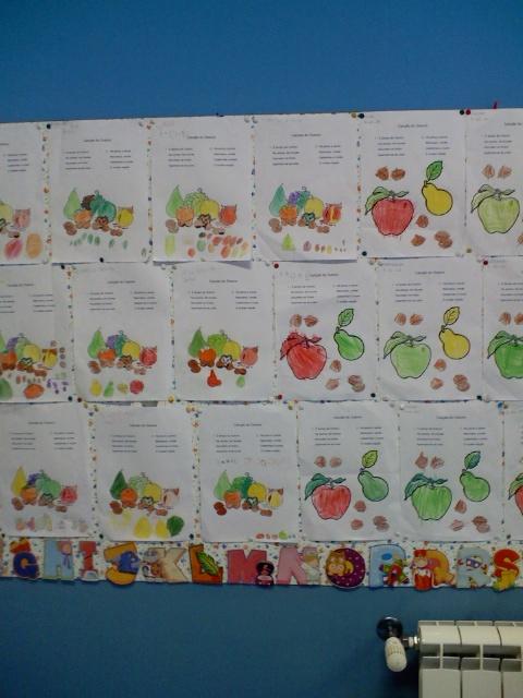 ideias para o outono jardim de infancia : ideias para o outono jardim de infancia: EB1/JI AVENIDA RIBA DE AVE: VIVER O OUTONO NO JARDIM DE INFÂNCIA