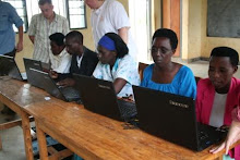RWANDA: Computer Lab!