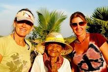 CAMBODIA: December 2009 Team with Grandma