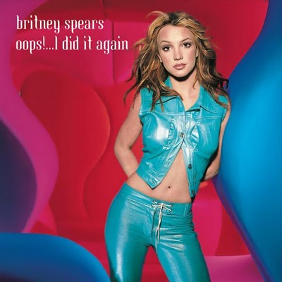 Oops i did it again britney spears single