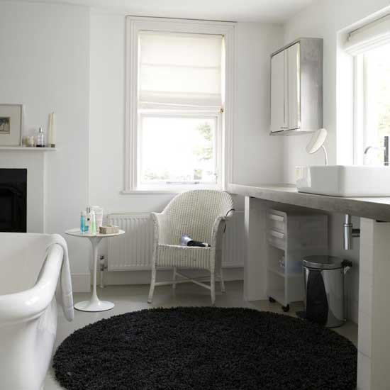 Ideal White Bathroom Suite