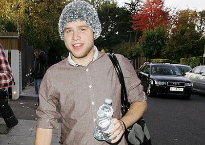 Olly Murs x Factor 2009 Fantastic Photos