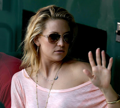 Kate Hudson Look with Sunglasses