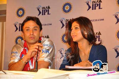 IPL3 Auction Media Meet Photos