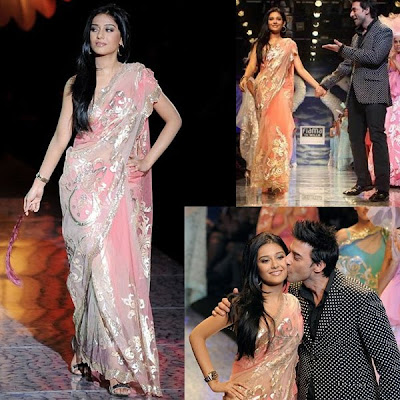 Fashion Sarees 2010 Photos