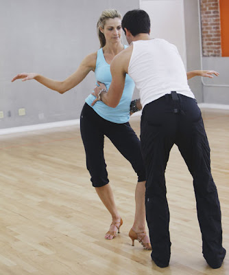 Aiden Turner Dancing with Edyta Sliwinska
