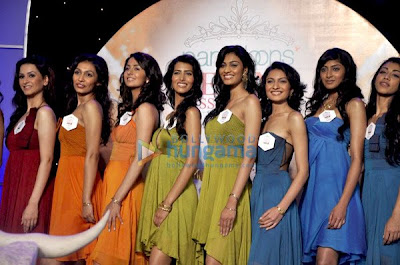 Femina Miss India 2010 Finalists unveils Femina Crown image